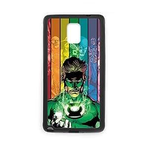 Samsung Galaxy Note 4 phone case Black Green Lantern AAPU8016632