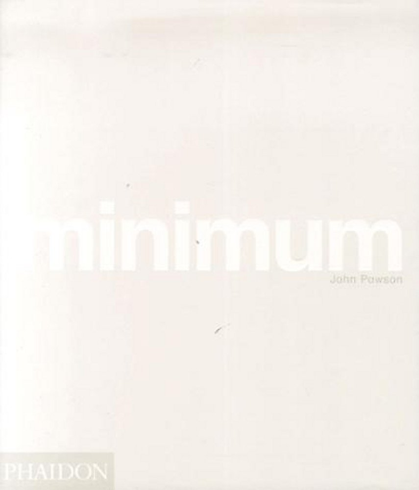 908aecf4bc0 Minimum (Phaidon Miniature Editions): Amazon.co.uk: John Pawson ...