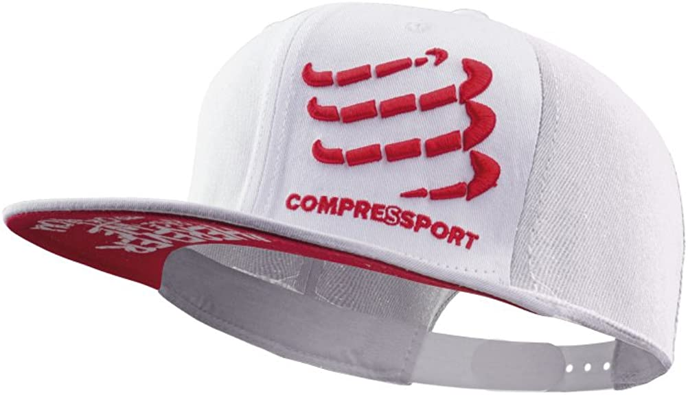 COMPRESSPORT Flat Base Cap