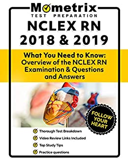 NCLEX-RN 2018 & 2019 - What You Need to Know - Overview of the NCLEX RN  Examination & Questions and Answers