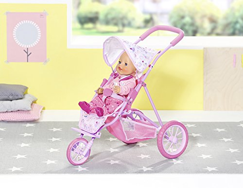 Zapf Chair - Zapf Creation Baby Born 826492 Tri Push Chair