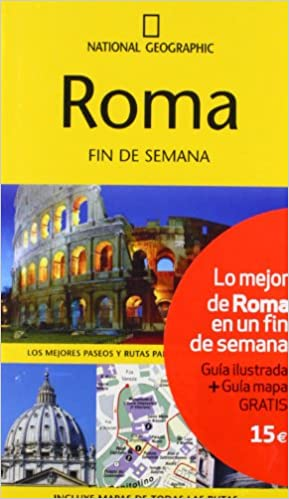 PACK ROMA: GUIA ILUSTRADA+GUIA MAPA GRATIS (GUÍAS): Amazon.es: Vv ...