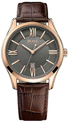 Hugo Boss AMBASSADOR 1513387 Mens Wristwatch Very elegant