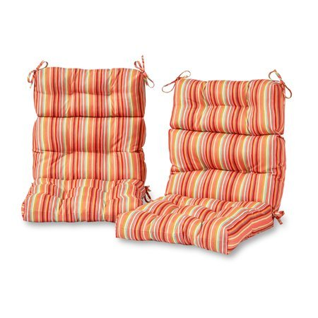 Amazon.com: Greendale Home Fashions Cojín para silla de ...