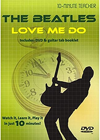 10 De minuto Teacher: The Beatles – Love Me Do. Para Guitarra, Guitarra Tablatura: Amazon.es: Instrumentos musicales