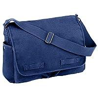 Rothco Hw Canvas Classic Messenger Bag - Azul