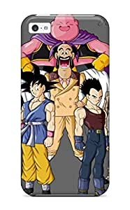 Heidiy Wattsiez's Shop Hot Fashionable Iphone 5c Case Cover For Dragon Ball Gt Protective Case