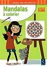 Mandalas à colorier : A partir de 8 ans par Géninet