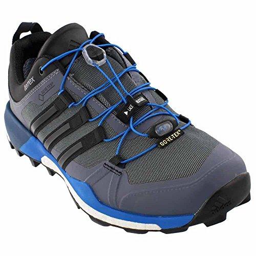 Adidas Terrex Skychaser GTX Schuh - Männer Vista Grau / Schwarz / Schock Blau