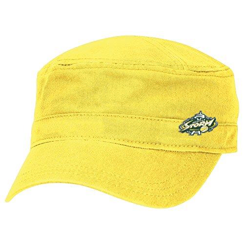 Storm Wnba Seattle - WNBA Seattle Storm Men's Military Cap, One Size, Yellow