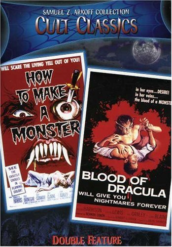 r/Blood of Dracula (Cult Classics Double Feature) ()
