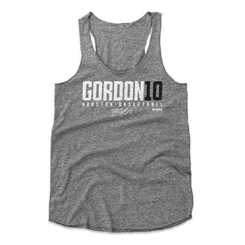 500 LEVEL Eric Gordon Women's Tank Top Medium Heather Gray - Houston Basketball Women's Apparel - Eric Gordon Gordon10 W WHT ()