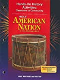 American Nation, Holt, Rinehart and Winston Staff, 0030653991