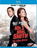 Mr. & Mrs. Smith (Bilingual) [Blu-ray]