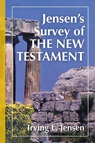 Price comparison product image Jensen's Survey of the New Testament