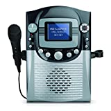 The Singing Machine STVG359 CDG Karaoke System with 3.5'' Color LCD Monitor (Certified Refurbished)