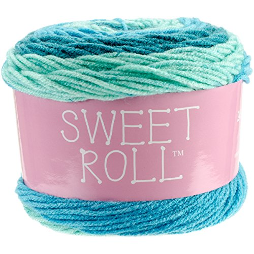 Top 2 sweet roll yarn raspberry swirl for 2019