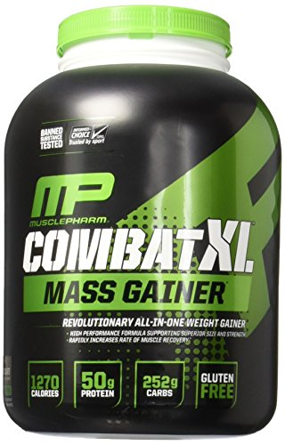 MusclePharm Combat XL Mass Gainer Powder