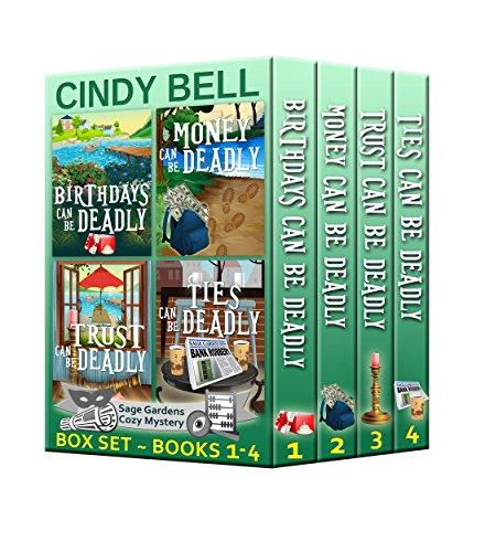 Sage Bell (Sage Gardens Cozy Mystery Series Box Set Volume 1 (Books 1 - 4))