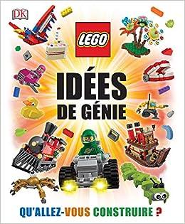 Amazon.fr , Lego idées de génie , Daniel Lipkowitz, Audrey Favre , Livres