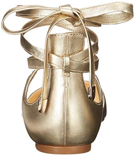 Ballet Flat Women's Ivanka Trump Elise Gold xtgt5IZw
