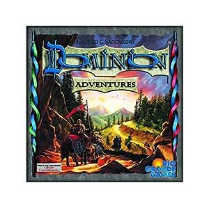 Rio Grande Games Dominion Adventures Game