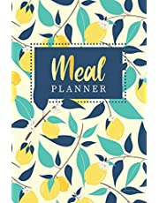 Meal Planner: Food Planner for 1 Year / 52 Weeks - Weekly meal planner for Meal Prep | Make Your Own Meal Plan for Healthy Meals