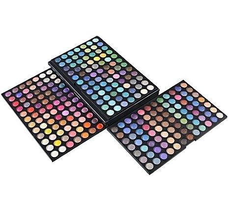 Amazon.com: Paleta de sombra de ojos Gaga Professional, 252 ...