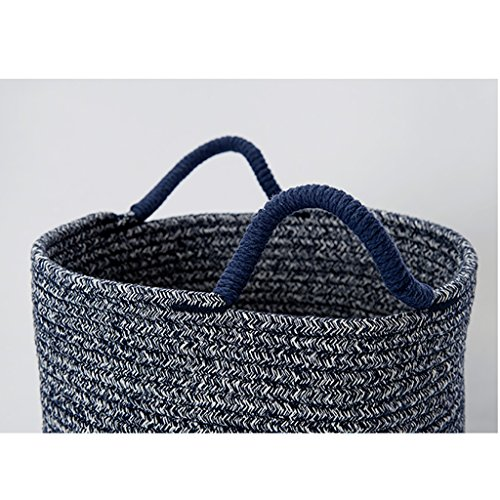 WPSNL Laundry Basket Cotton Storage Basket Hamper Snack Box Miscellaneous Children's Toy Storage Box (Size : 36cm) by WPSNL (Image #6)