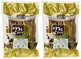 Cheap 100g x 2packs Korean Organic Red Reishi Mushroom Slice Ganoderma lucidum Lingzhi