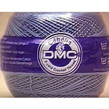 DMC 167GA 20-799 Cebelia Crochet Cotton, 405-Yard, Size 20, Horizon Blue