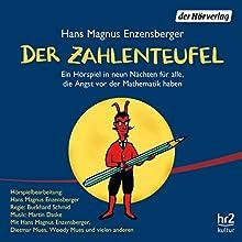 Der Zahlenteufel Hörbuch von Hans Magnus Enzensberger Gesprochen von: Karmen Mikovic, Hans Magnus Enzensberger, Dietmar Mues