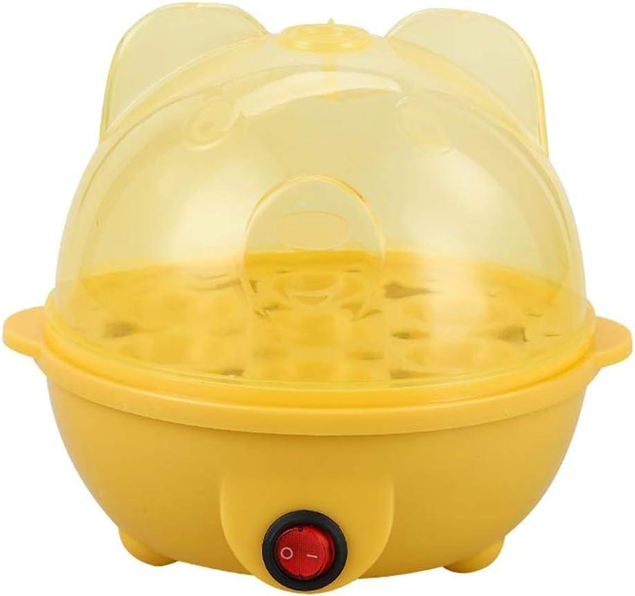 Eggsss Cooker-Automatic Egg Boiler 7 Egg Boiler Automatic Shut-Off Egg Cooker
