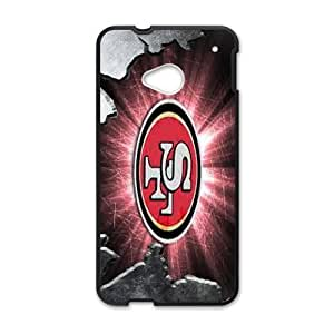 Cool San Francisco 49ers Case For Htc One M9 Cover (Laster Technology)