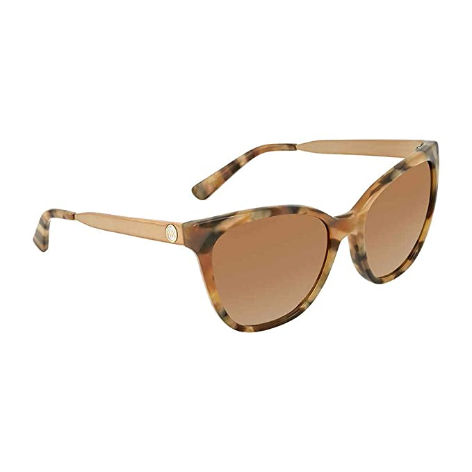 Michael Kors Napa 331113 55, Gafas de Sol para Mujer, Marrón ...