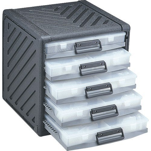 [해외]Flambeau 8500Jt Storage Cabinet With 5 Parts Cases / Flambeau 8500Jt Storage Cabinet With 5 Parts Cases