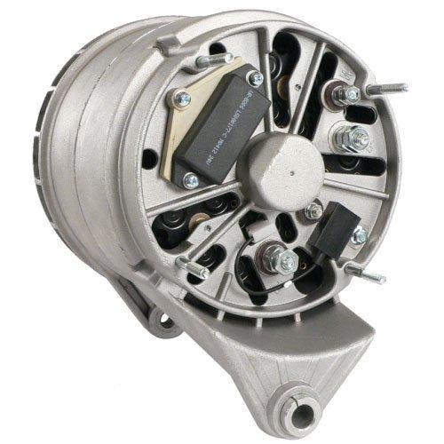 DB Electrical ABO0458 Alternator (For Volvo Bus B10M B10R B12B B12M B7L , 9519360, 9520621 & Bluebird)