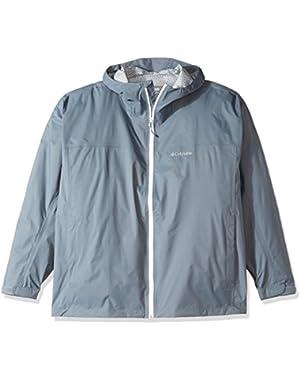 Men's Big-Tall Evapouration Jacket, Grey Ash, 4X