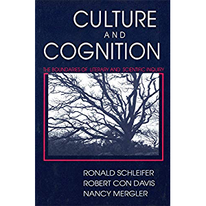Culture and Cognition: The Boundaries of Literary and Scientific Inquiry