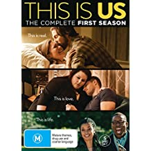 This Is Us Season 1 | 5 Discs | NON-USA Format | PAL | Region 4 Import - Australia
