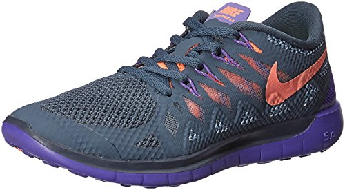 Free Wmns correr 5 mujer Nike para Zapatillas para 0 Nike Gris qTZnAwB