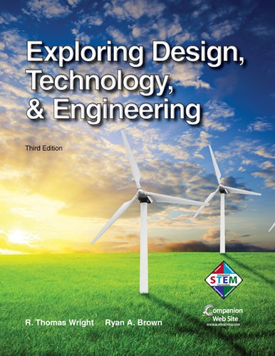 Exploring Design, Technology, & Engineering