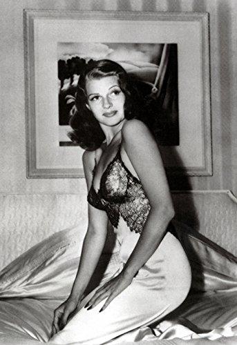 Rita Hayworth Poster, Beautiful Actress, Dancer