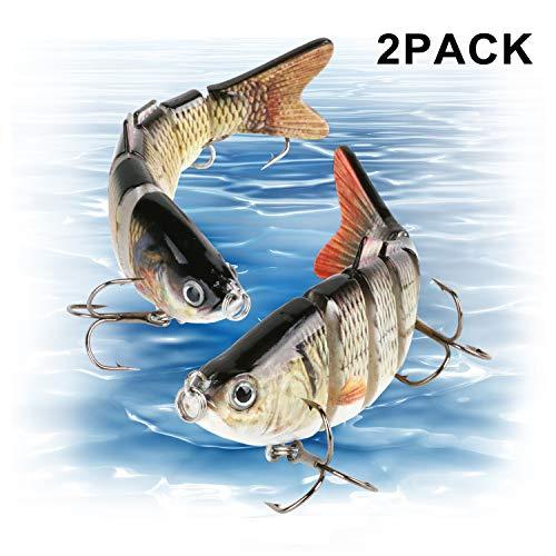 Scotamalone Fishing Lures Bass Lures