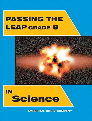 Download Passing the Louisiana LEAP Grade 8 in Science PDF
