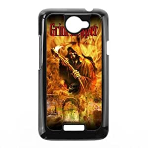 Grim reaper For HTC One X Cell Phone Cases Firm BHTY3096272