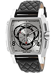 Invicta Mens 15789 S1 Rally Analog Display Swiss Quartz Black Watch