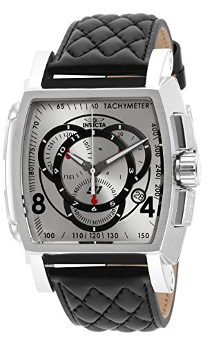 Lupah Swiss - Invicta Men's 15789 S1 Rally Analog Display Swiss Quartz Black Watch