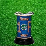 FLORIDA GATORS NCAA TART WARMER - FRAGRANCE LAMP - BY TAGZ SPORTS