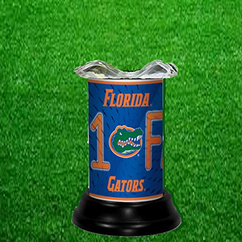 FLORIDA GATORS NCAA TART WARMER - FRAGRANCE LAMP - BY TAGZ SPORTS